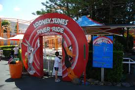 warner bros movie looney tunes river ride