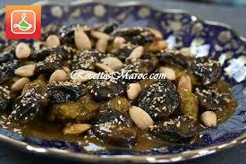 cuisiner les pruneaux recette tagine de boeuf aux pruneaux recettes maroc