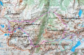Pyrenees Mountains Map Robdogs Mountain Blog Pyrenees Ariege 6 Day Trek On The Gr10 U0026 Hrp
