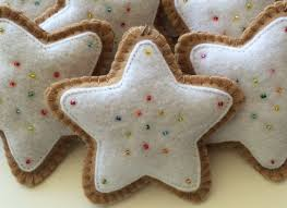 White Christmas Star Decorations by Best 20 Diy Christmas Star Ideas On Pinterest U2014no Signup Required