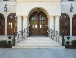 Wrought Iron Stair by Wrought Iron Railings Design Talk Wrought Iron Railing Wrought