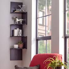 Corner Bookcase Ideas Ideas Modern Corner Shelves And Bedroom Fascinating Photo