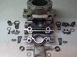 ktm husaberg powervalve disassembly and assembly for service