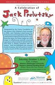 a celebration of jack prelutsky whatcomtalk