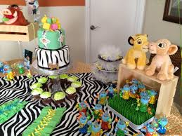 lion king themed baby shower baby shower lion king decoration projects for ones