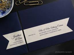 address labels for wedding invitations personalized return
