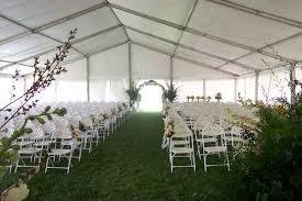 outdoor tent wedding wedding des moines ia tent rental