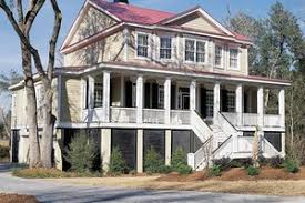 Low Country House Low Country House Plans Floorplans Com