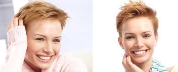 short hairstyle preparing for chemo styling tips for hair growth after chemo