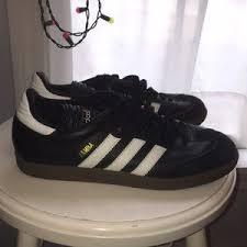 kids sambas adidas shoes malefemale sambas used indoors only poshmark