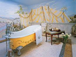 bathroom mural ideas bathroom wall murals creative ways to boost your homes with wall