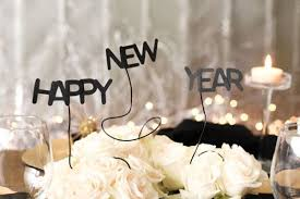New Year Table Decor Ideas by New Year U0027s Eve Table Decor Inspiration From Erika U0027s Elegance