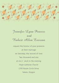 wedding invitations in spanish text wedding invitation