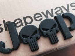 jeep black emblem 2 5d punisher emblem for jeeps jk willys font in black