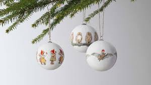 elsa beskow christmas tree ornaments designed by catharina kippel