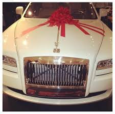 big bow for car present 19 best my rolls royce images on cars