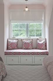 Best Benches  Window Seats Images On Pinterest Window Seats - Bedroom window seat ideas