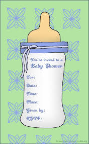 blank baby shower invitation templates free barberryfieldcom