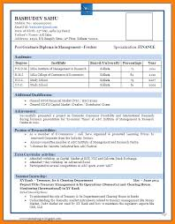 10 good cv format for freshers boy friend letters