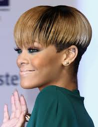 boycut hairstyle for blackwomen rihanna boy cut hair style 1000 images about hairstyles on