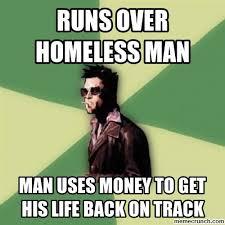 Tyler Durden Meme - guy tyler