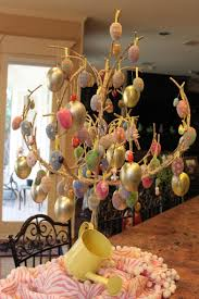 hip hop your way to a thrift shop for easter decorating