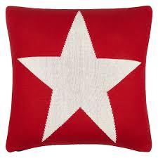 John Lewis Cushions And Throws Buy Little Home At John Lewis Stars U0026 Stripes Cushion Red Blue