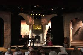 Barn Theater Augusta Mi Barn Theatre Review Lion In Winter Will Make You Gasp And Laugh