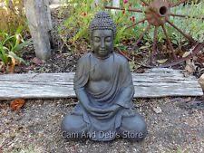 buddhas garden statues lawn ornaments ebay