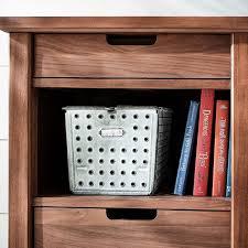 what is a desk return sutton cubby storage desk pbteen