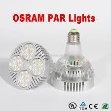 osram par lights par30 bulbs 35w 40w led bulbs lights 3000k 7000k