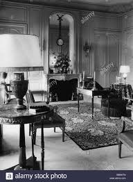 interior design 1950s salon 50s historic historical flat