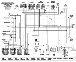 wiring diagrams scooter wiring diagram gy6 battery 110cc chinese