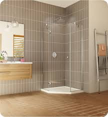 38 Shower Door Fleurco Pna38 Platinum Neo Angle 38 Single Shower Door
