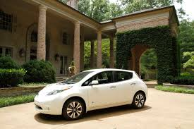 nissan leaf zero emission graphic nissan leaf with self cleaning paint tech is literally the world u0027s