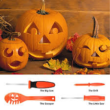 pumpkin carving tools pumpkin carving kit kids merrymore 4 pumpkin