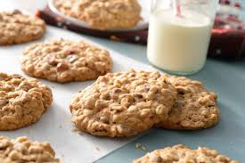 tender cranberry raisin oatmeal cookies recipe king arthur flour