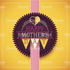 happy mothers day card design stock vector art 508376037 istock
