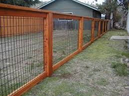 Backyard Fence Ideas Pictures Backyard Fence Ideas On A Budget Fence Gallery