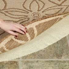 How Big Should A Rug Pad Be Mildew Resistant Outdoor Rug Pad