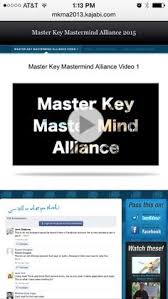 ind alliance week 23a least effort master key power self discovery blogs