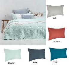 King Size Coverlet Sets Bambury Botanica Queen King Size Coverlet Set The Linen Gallery