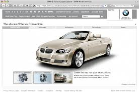 my account bmw bmw 3 series convertible jim lewis copywriter