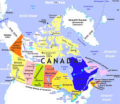 world map major cities map of canada major cities tourist attractions maps