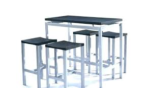 la haute de cuisine table haute la redoute table haute la redoute la redoute table de