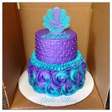mermaid baby shower decorations simple decoration mermaid baby shower cake peaceful design ideas