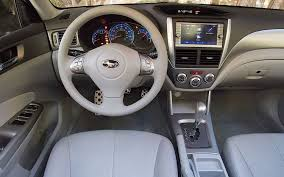 2012 Subaru Forester Interior Crossover Comparison 2008 Mazda Cx 7 Vs 2009 Subaru Forester Xt