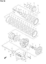 2003 suzuki bandit 1200 gsf1200 clutch parts best oem clutch
