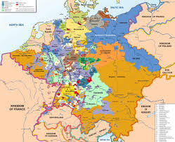 Map Of Germany And Poland by Political History Why Was The Shape Of German States Pre Wwii