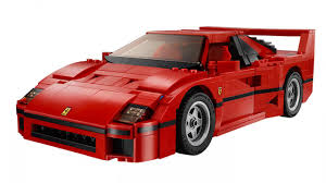 lego toyota supra yes this is a lego ferrari f40 and yes you want one top gear